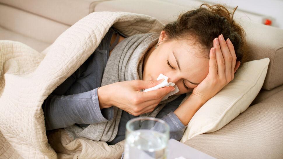 10 osób zmarło z powodu grypy w tydzień. 118 od początku roku