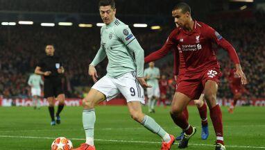 Lewandowski nie pękał, Bayern wywiózł remis z Liverpoolu