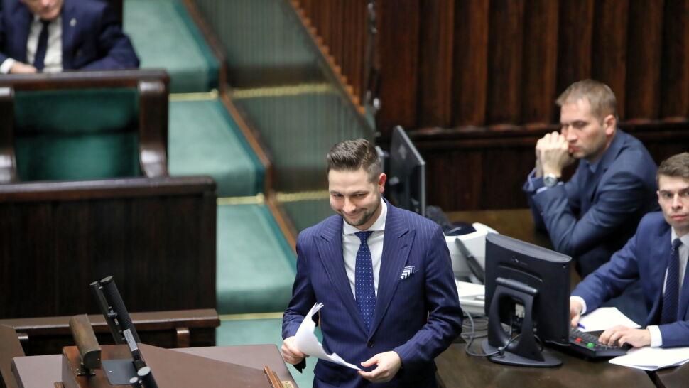 Wymiana zdań między Tyszką a Jakim rozbawiła posłów w Sejmie