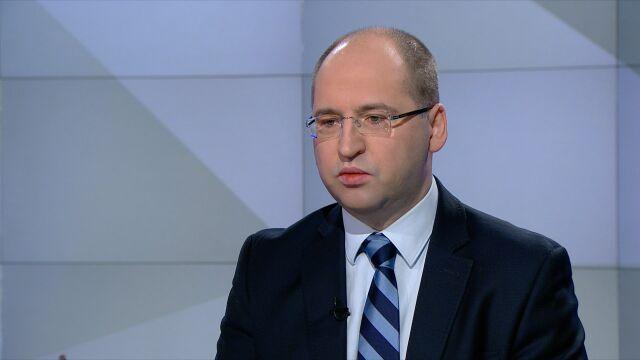 """Adam Bielan w """"Rozmowie Piaseckiego"""""""