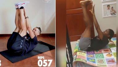 Mistrzyni olimpijska zawstydziła Ronaldo. W jego własnym wyzwaniu