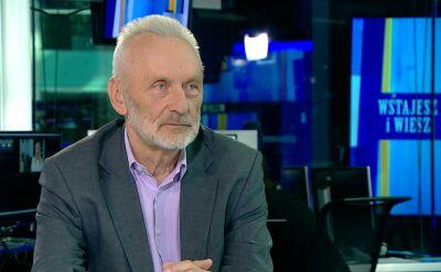 Prof. Andrzej Żbikowski o rocznicy powstania w getcie warszawskim