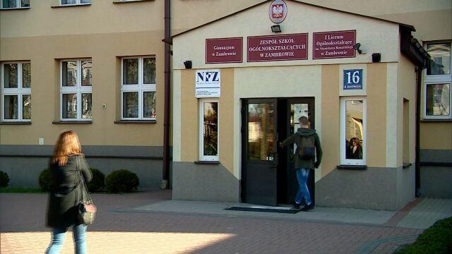 Liceum w Zambrowie zawiesza strajk w związku z maturami