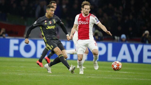Rewelacja kontra faworyt w 1/4 finału LM. Ajax do Turynu po kolejną niespodziankę