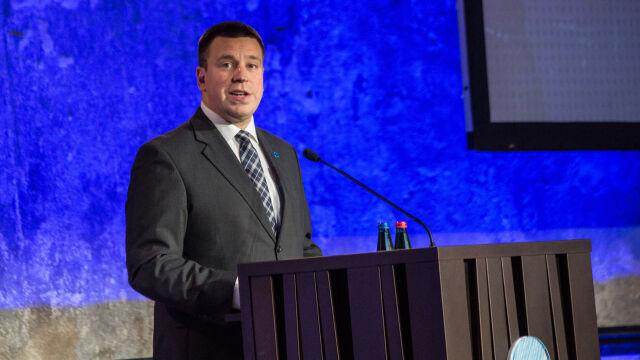 Juri Ratas ponownie na czele rządu w Estonii. Prezydent apeluje o uspokojenie nastrojów