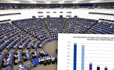 Bój o Europarlament