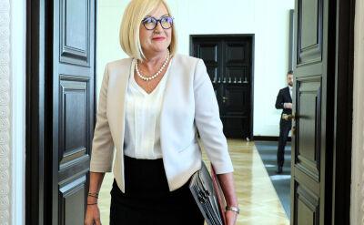 Kopcińska: premier Mateusz Morawiecki apeluje o zawieszenie strajku