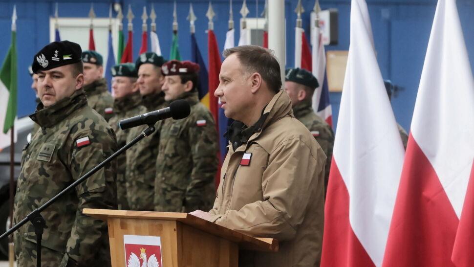 Pierwsza wizyta prezydenta Dudy w Bośni  i Hercegowinie. Odwiedził polskich żołnierzy
