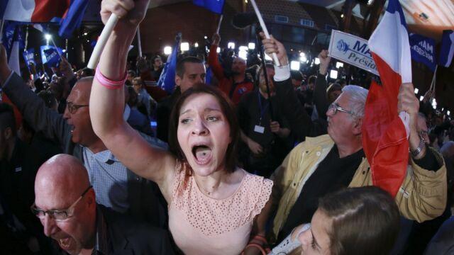 Wieczór wyborczy we Francji. Komentarze