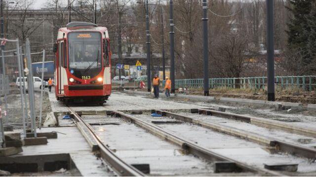 Wróciły tramwaje na Przeróbkę i Stogi
