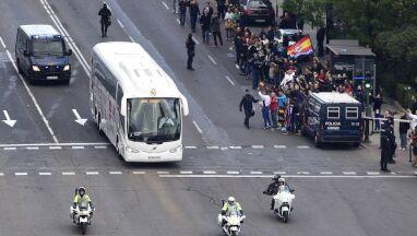 Z tego samego hotelu na stadion. Barcelona i Real razem pojadą na mecz