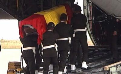 Turcja zwróciła Hiszpanii szczątki ofiar katastrofy lotniczej