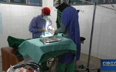 Ze złotym sercem na Czarny Ląd. Polscy chirurdzy ruszają na pomoc do Tanzanii