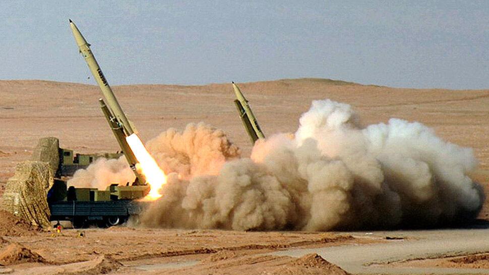 """""""Plan awaryjny"""". Irańskie rakiety w Iraku"""
