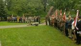 """Uroczystości przy pomniku """"Mokotów Walczący 1944"""""""