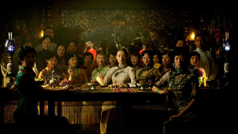 """Autor kostiumów do """"Wielkiego mistrza"""" - William Chang Suk Ping - za swój perfekcjonizm został doceniony nominacją do Oscara"""