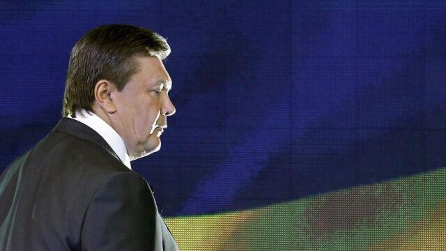 Poszukiwany Janukowycz. 195 cm wzrostu, kryminalna przeszłość
