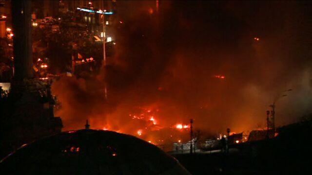 Jak wygląda sytuacja w Kijowie?