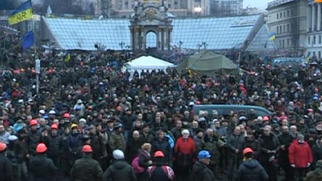 Reporter TVN24: Ludzie są przygotowani, że szturm będzie