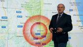 Jacek Pałasiński: trzęsienie na pograniczu siły niszczycielskiej