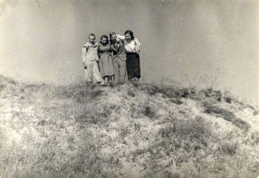 Powojenne zdjęcie Inki