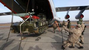 Putin uruchomił pięść armii. Czym to grozi? Pięć punktów