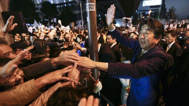 Wybory po 12 dniach kampanii. W Japonii zwyciężyła prawicowa koalicja