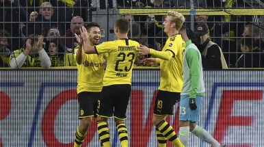 Cały mecz jubilata Piszczka, Borussia coraz bliżej szczytu