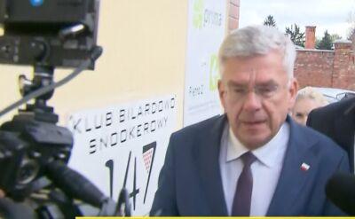 """Karczewski pozostanie marszałkiem Senatu? """"Wszytko na to wskazuje"""""""
