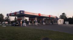 Stacja benzynowa koncernu Sheriff