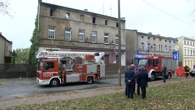 W pożarze zginęła matka i jej trzy córki.