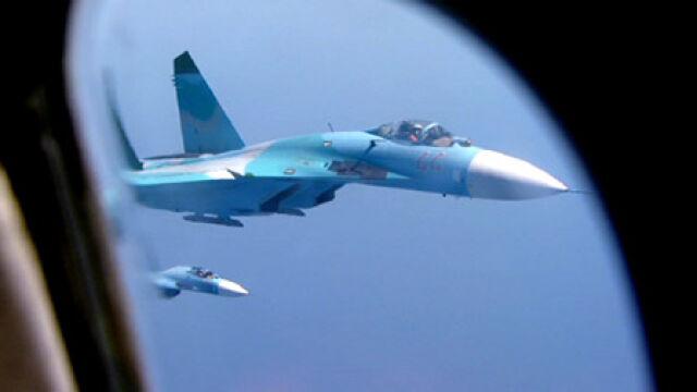 """Rosyjskie Su-27 przechwyciły samolot """"porwany"""" z Polski"""