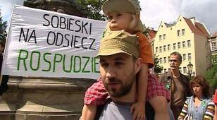 Ekolodzy protestują w całym kraju