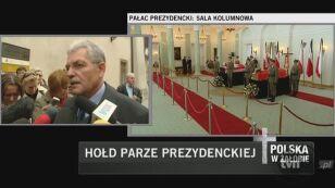 Wojewoda małopolski o pogrzebie prezydenckiej pary