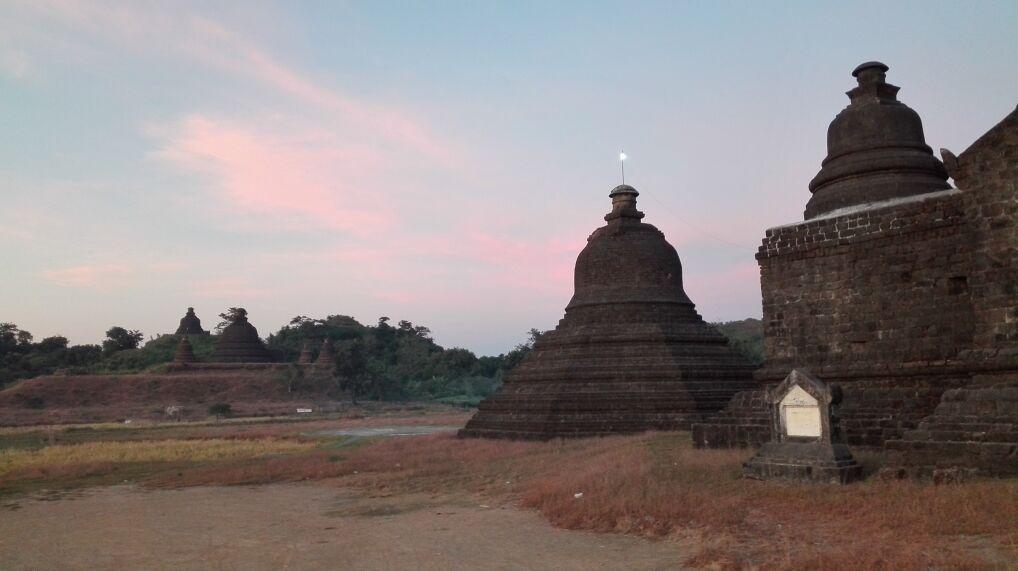 Rohindża byli częścią dawnego królestwa Arakanu