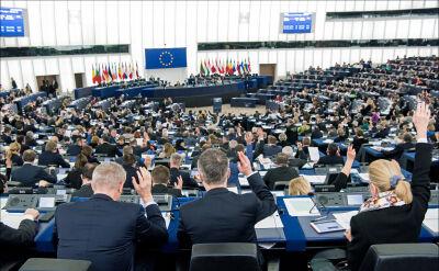 Głosowanie rezolucji ws. Polski