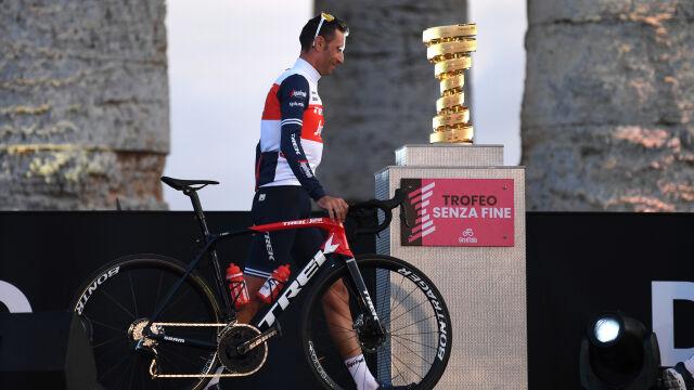 Nibali: Giro to światowe dziedzictwo, należy się zastanowić przed jego przerwaniem