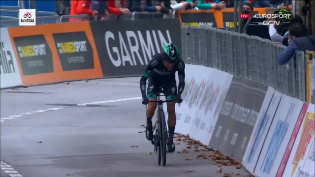 Dobry występ Majki na 14. etapie Giro d'Italia