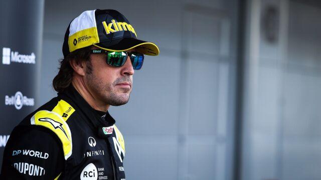 Powrót legendy. Alonso znów za kółkiem Renault