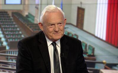 """""""Celem obecnej władzy jest trzymanie Polski na najniższym poziomie integracji"""""""