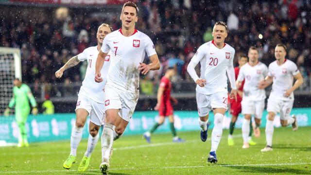 Pierwszy awans od czerwca. Polska na poziomie Peru w rankingu FIFA