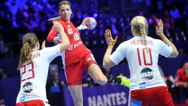 Lawina błędów i druga porażka piłkarek ręcznych w mistrzostwach Europy