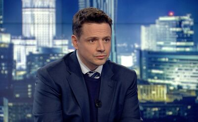"""Rafał Trzaskowski w """"Faktach po Faktach"""". Cała rozmowa"""