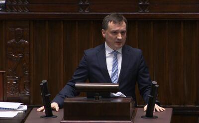 Minister sprawiedliwości: Stefan W. utożsamiał poczucie krzywdy z PO