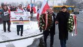 Marsz narodowców w rocznicę wyzwolenia obozu Auschwitz
