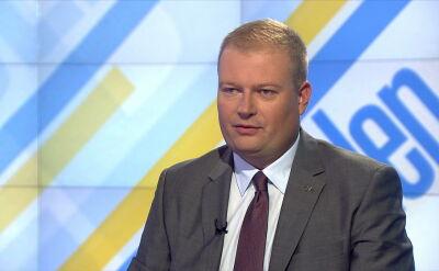 Zembaczyński: Michał Tusk padł ofiarą tego oszusta