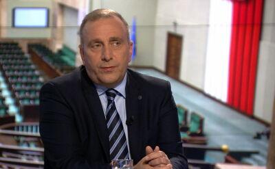 Schetyna: PiS straszy zarządem komisarycznym w Warszawie