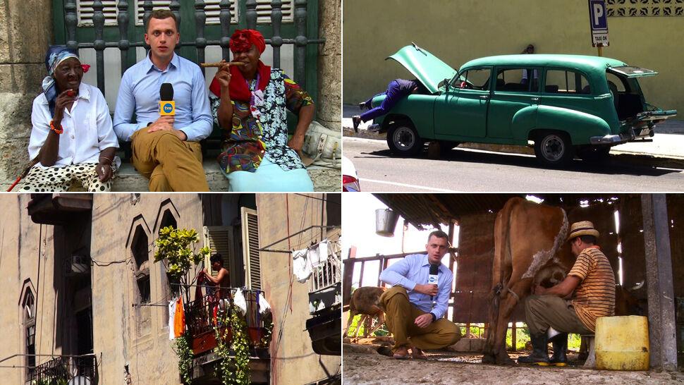 03e62451752819 Specjalny wysłannik TVN24 po powrocie z Kuby: służby powiedziały nam, że  obserwują każdy krok