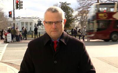 """Wspólny szczyt Polski i USA. Korespondent """"Faktów"""" TVN z Waszyngtonu"""