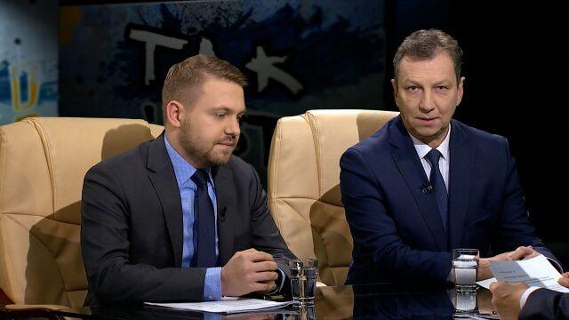 Jacek Ozdoba i Andrzej Halicki w Tak Jest